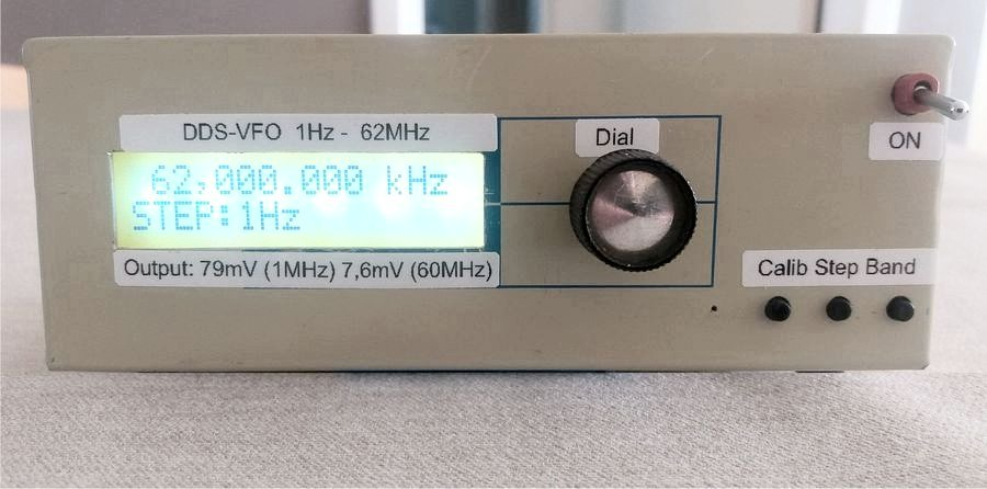 DDS VFO 9850